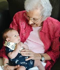 Creighton's great great grandmother